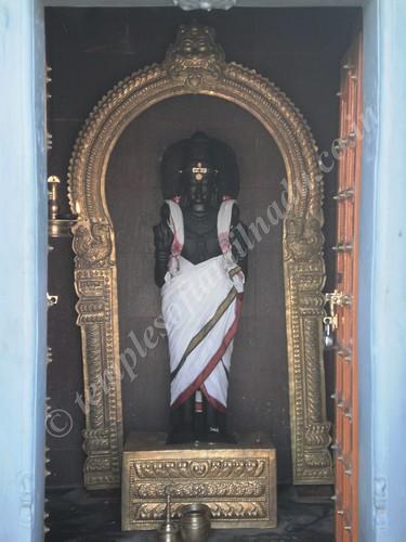 Chandran at Kamakshi Amman Sametha Somanatheswarar Koil, Somangalam