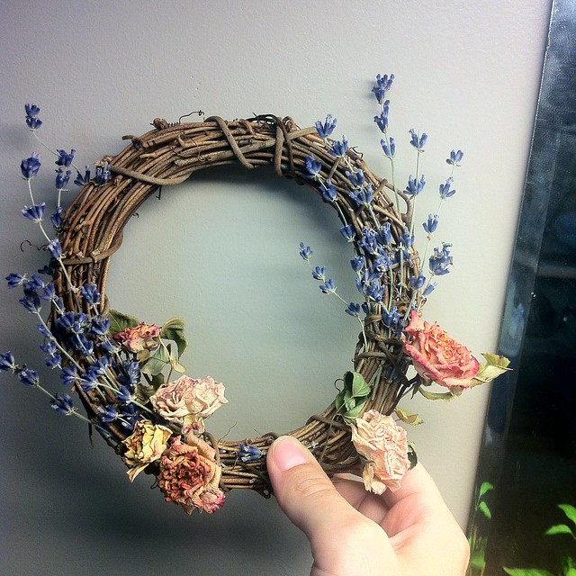 Mini-wreath