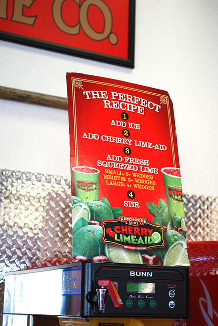 Firehouse Lime-Ade recipe