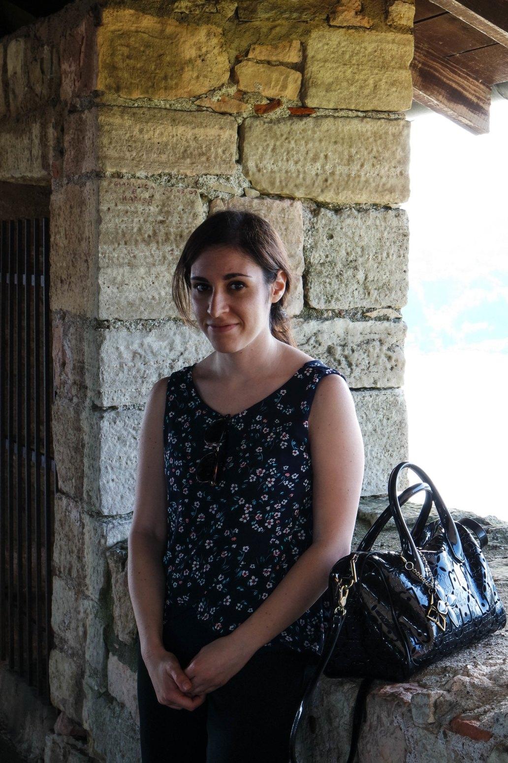 Chiara alla Rocca Borromea