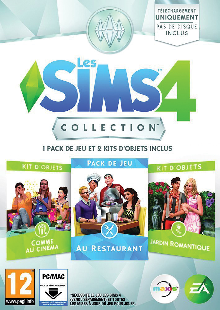 Les Sims 3 Showtime Edition Collector Katy Perry: Les Sims 4 Collection #3 La Pochette !