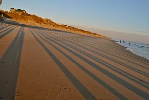 Pier Shadows