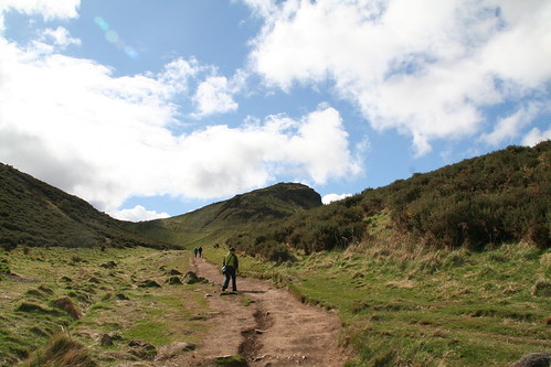 Hiking Arthur's Seat
