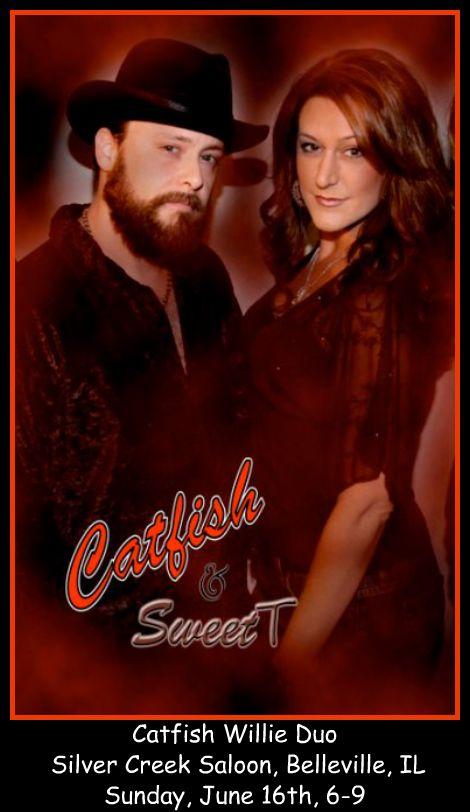 Catfish Willie Duo 6-16-13