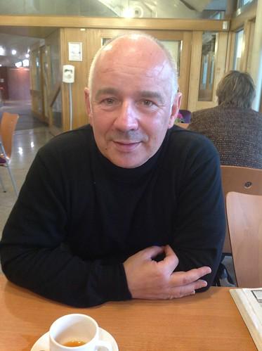 Micheal Klevenhaus - buannaiche Duais Eadar-nàiseanta na Gàidhlig 2013