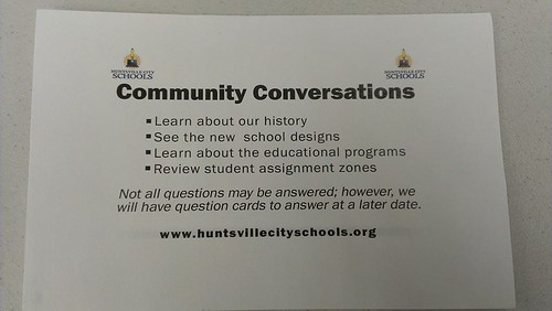 Community Conversations without Conversation