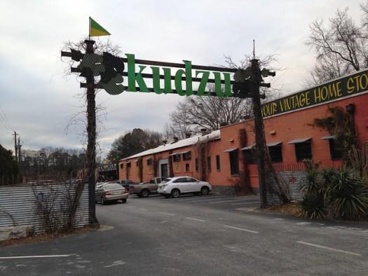 Kudzu Antiques in Atlanta