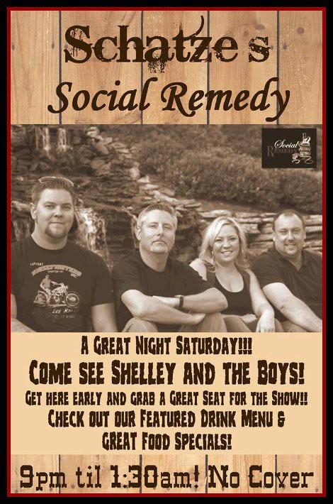 Social Remedy 2-8-14