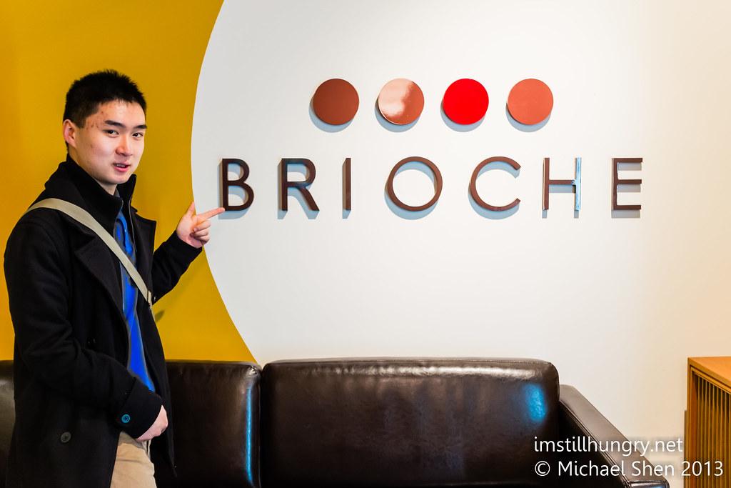 Brioche by Philip