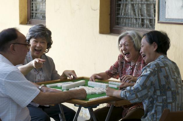 king of mahjong cameos