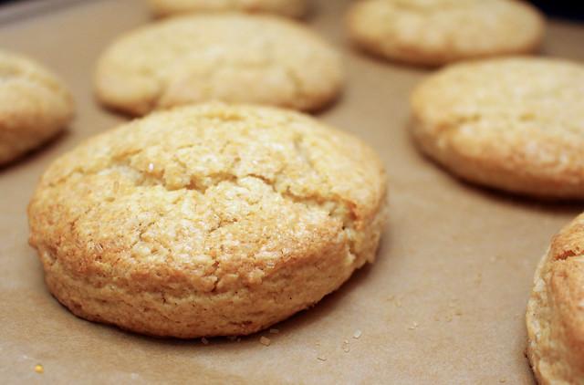 Brown Sugar Shortcakes - 13