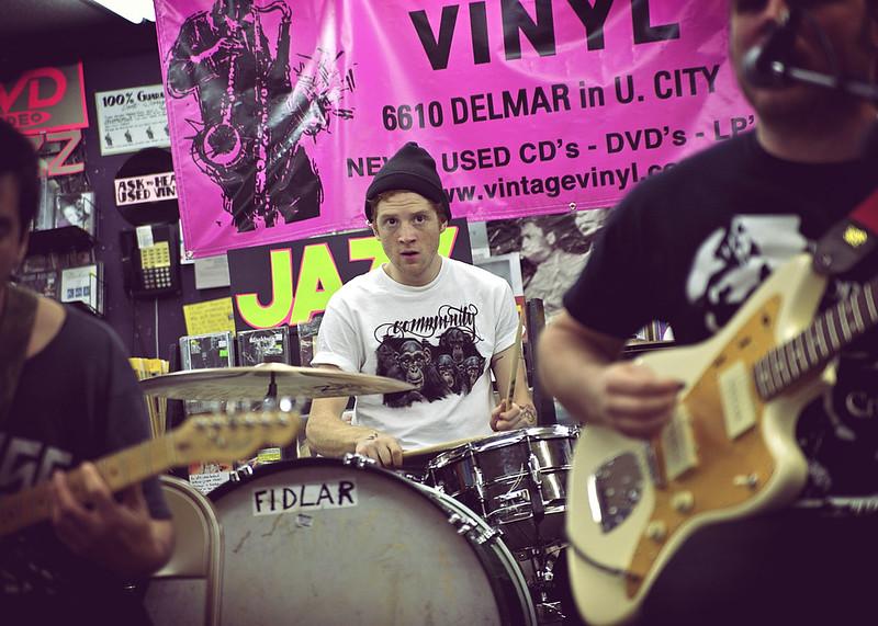 FIDLAR @ Vintage Vinyl