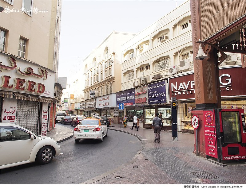 市集,杜拜,杜拜運河,碼頭,阿拉伯市集,香料市集,黃金市場 @薇樂莉 Love Viaggio | 旅行.生活.攝影