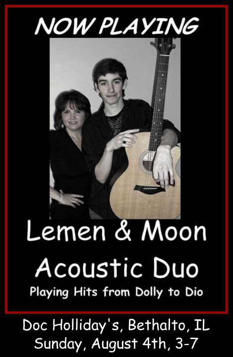 Lemen & Moon Duo 8-4-13