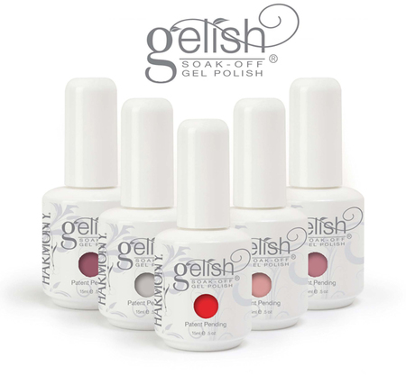 Gelish光療甲油