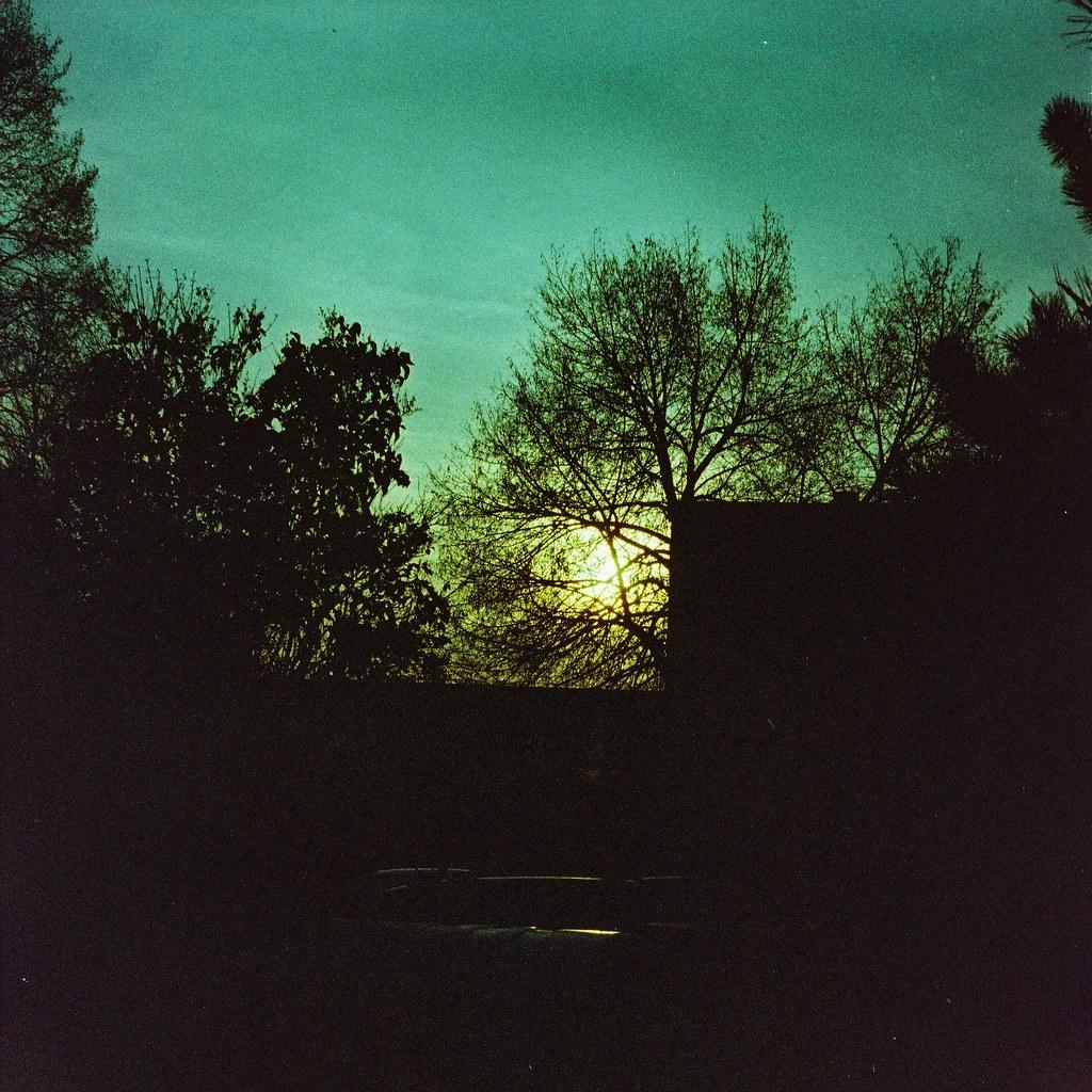 Smena 8M - Sunset