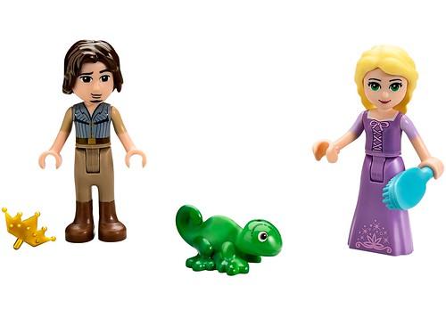 41054 Rapunzel's Creativity Tower 5