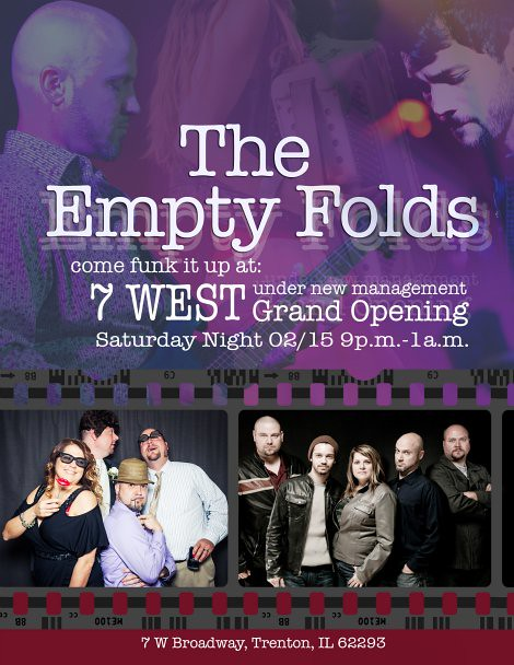 Empty Folds 2-15-14