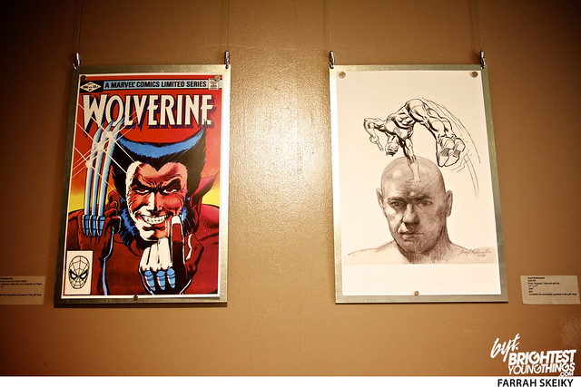 The Art of Comic Books Mansion at Strathmore Brightest Young Things Farrah Skeiky 38