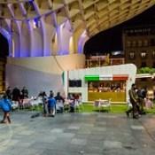 Seville Jan 2016 (12) 455 - Around and about the Metropol Parasol in Plaza de la Encarnacion