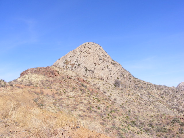 Picture from North Franklin Mountain, Texas