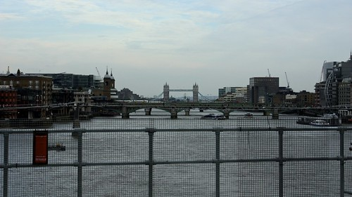 The Thames, from London Blackfriars