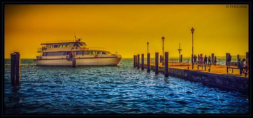 Hafen Garda