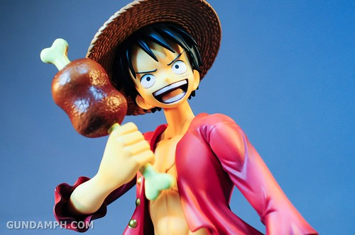 Monkey D. Luffy - P.O.P Sailing Again - Figure Review - Megahouse (36)