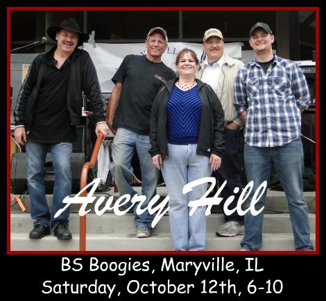 Avery Hill 10-12-13