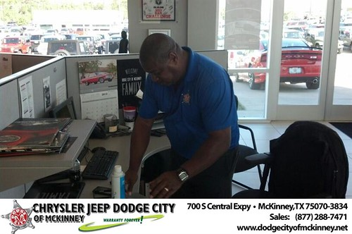Dodge City McKinney Texas Customer Reviews and Testimonials-Allen Thompson by Dodge City McKinney Texas