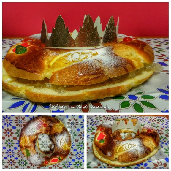 Epiphany customs and traditions, Roscón de Reyes