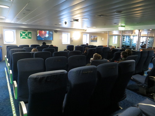 in ferry entertainment