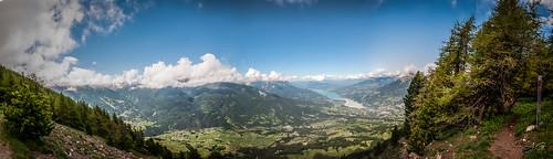 Panorama du Méale