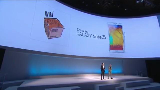 Samsung UNPACKED 2013 Episode 2