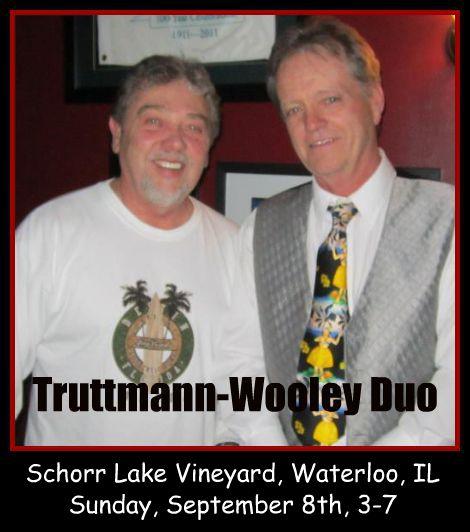 Truttmann-Wooley Duo 9-8-13