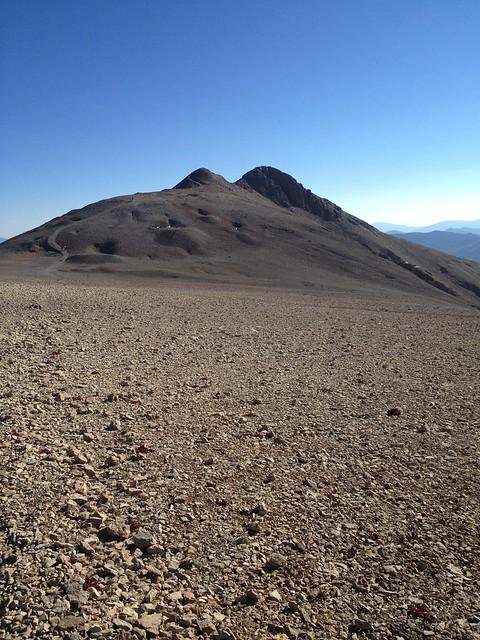Picture from Mt. Lincoln, Colorado