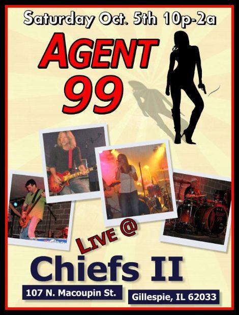 Agent 99 10-5-13