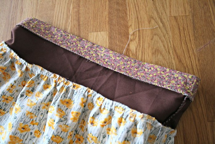 Luz Patterns DIY Skirt 7