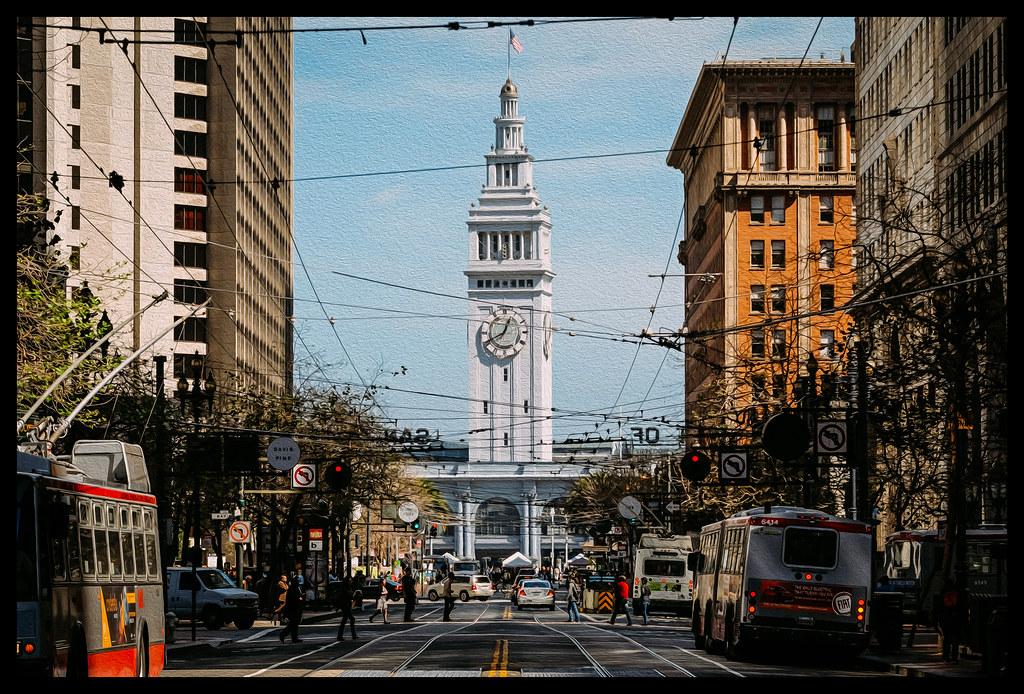Market Street - San Francisco - 2014