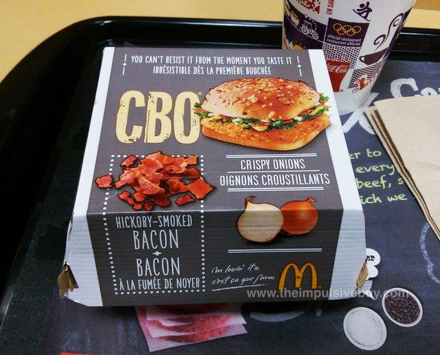 McDonalds CBO (Canada)