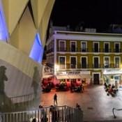 Seville Jan 2016 (12) 450 - Around and about the Metropol Parasol in Plaza de la Encarnacion