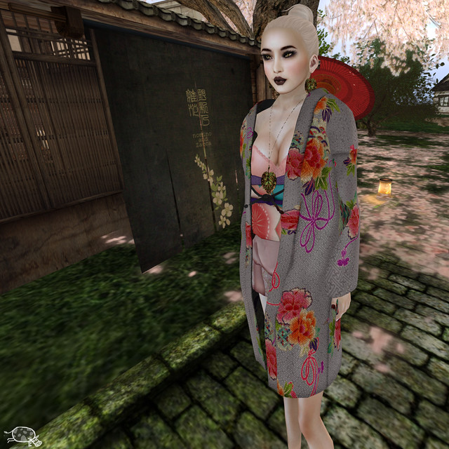 Cherry Blossom Sunshine