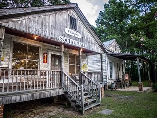 Dantzler's Social Hall - Lone Star Barbecue