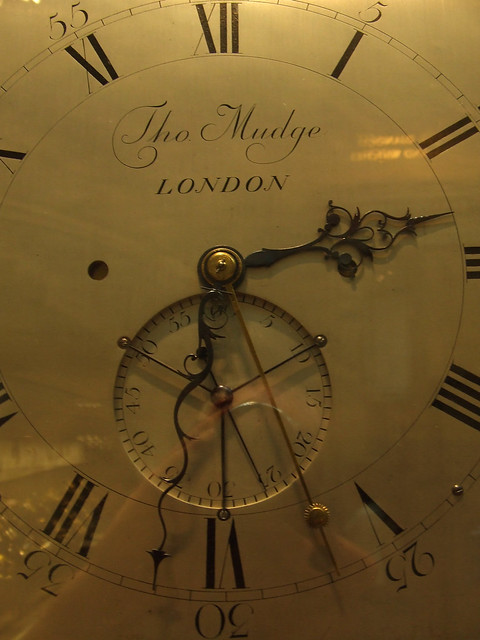 Mudge clock