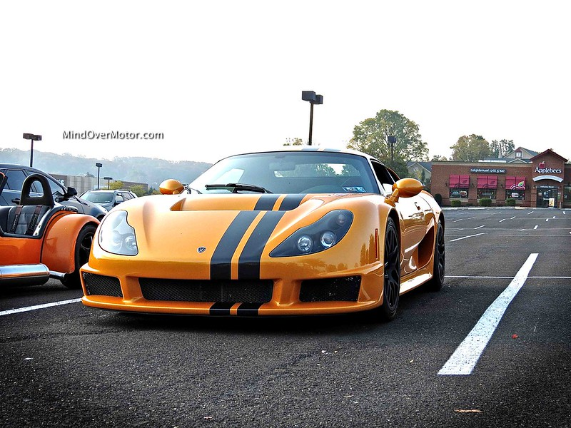 Rossion Q1 at the Bucks County Exotics Meet