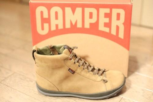 CAMPER Gore-Tex Peu Pista