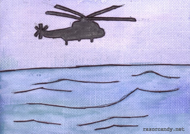 Rescue Helicopter Searches