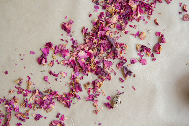 Rose Petal Granola Recipes — Dishmaps