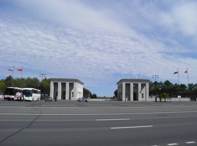 Пискарёвское мемориальное кладбище // Piskaryovskoye Memorial Cemetery