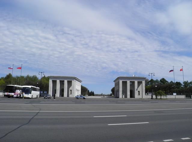 Piskaryovskoye Memorial Cemetery (1/6)